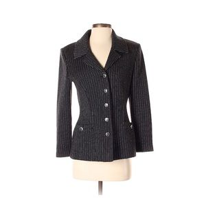 St John Collection by Marie Gray Button Blazer
